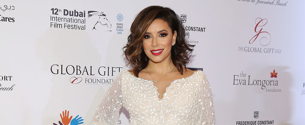 We're Totally Googly-Eyed Over Eva Longoria's New Engagement Ring