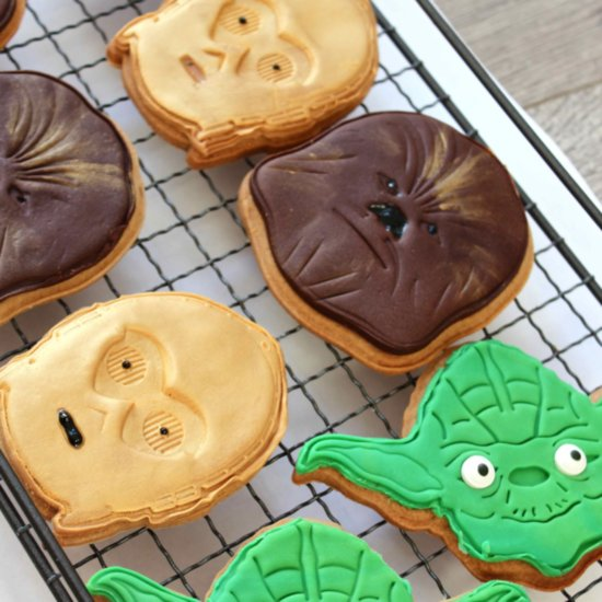 Star Wars-Inspired Recipes