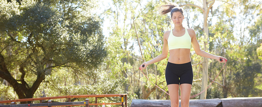 Kick Your Workout Into High Gear: Mix Jumping Rope With Strength Training