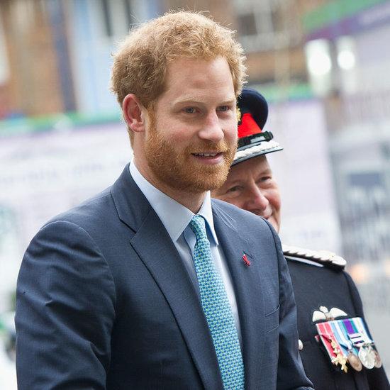 Prince Harry Visits Mildmay Hospital December 2015