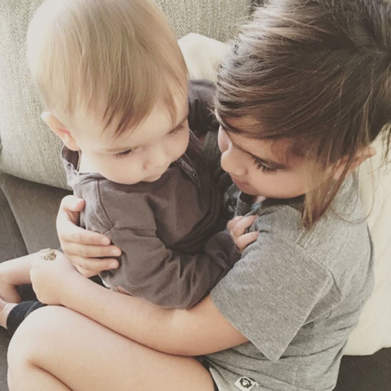 Kourtney Kardashian's Birthday Instagram For Sons 2015