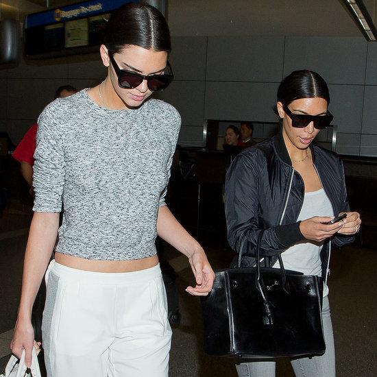 Celebrity Travel Style