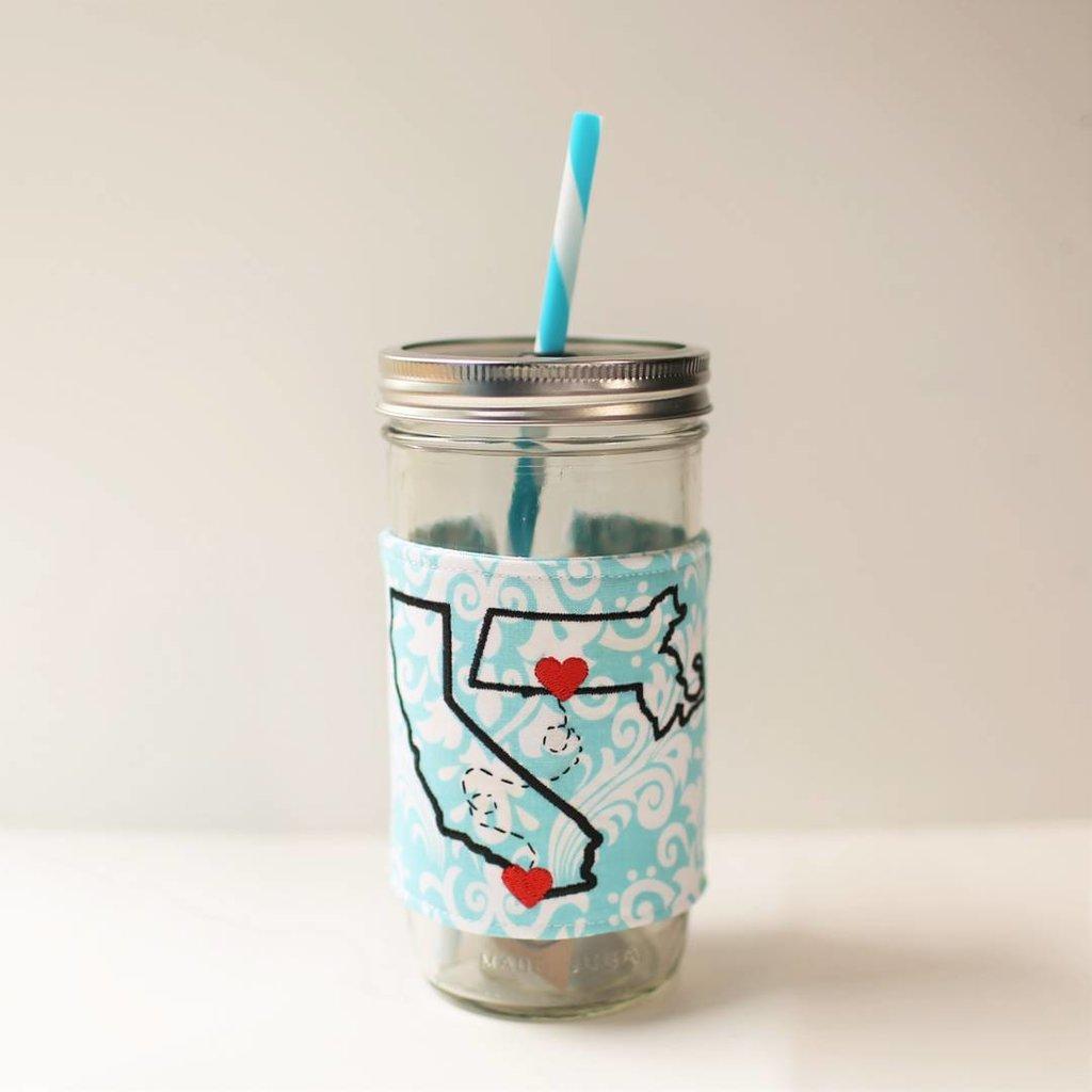 Mason Jar Cup