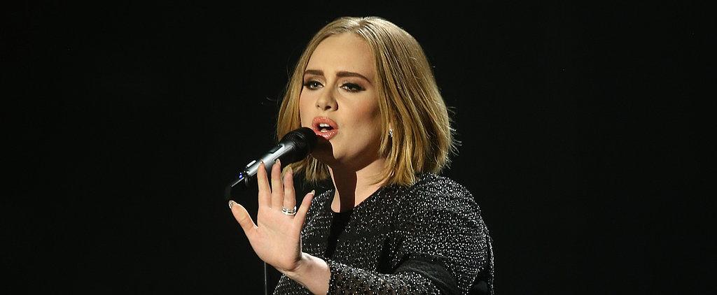 It's True —Adele Got a Shaggy New Haircut!