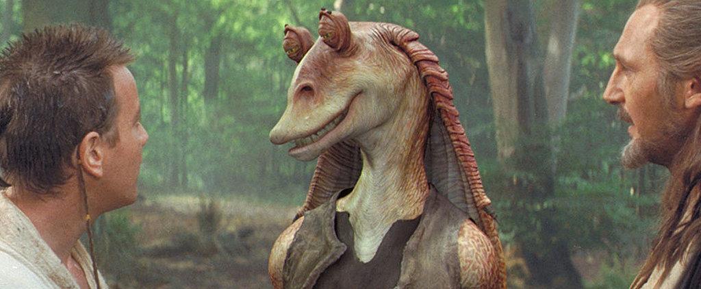 Is Jar Jar Supreme Leader Snoke? The Star Wars Cast Weighs In