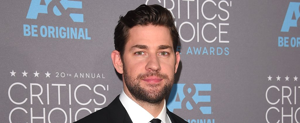 John Krasinski's Latest Prank on Jimmy Kimmel Is the Only Christmas Present You Need