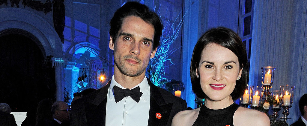 Downton Abbey Star Michelle Dockery's Fiancé Dies at Age 34