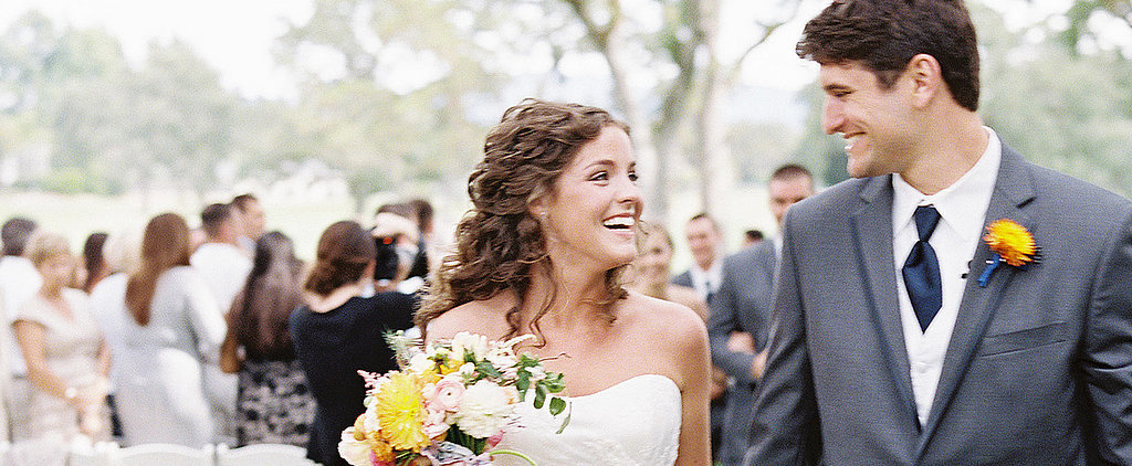Here's the 1 Thing I'm Happiest I Did For My Wedding Day
