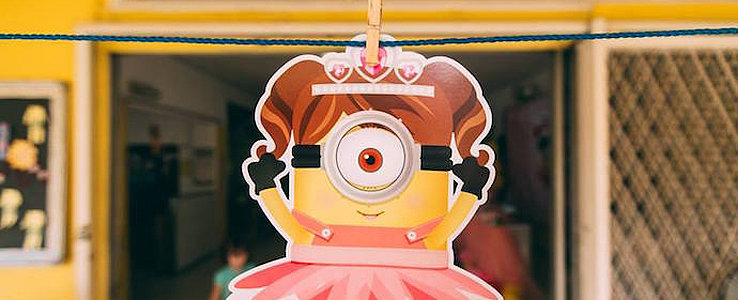 Fall in Love With the Minions All Over Again With This Minion-Themed Birthday Party