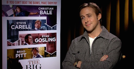"Ryan Gosling And The ""Big Short"" Cast Play ""Who's Most Likely"""