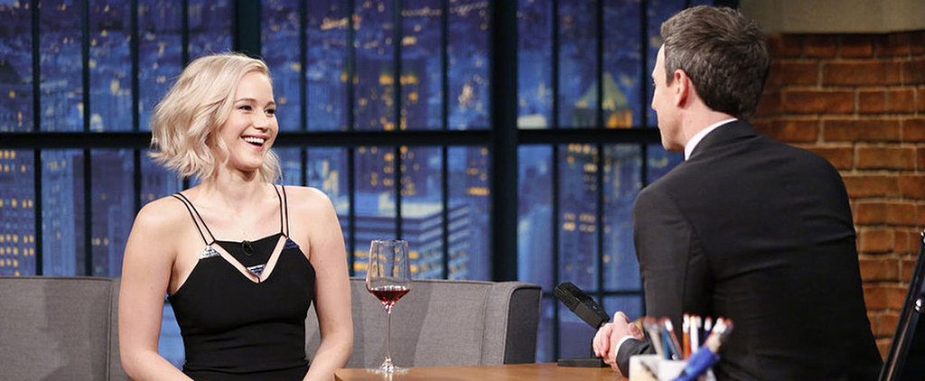 Jennifer Lawrence Had to Drink a Whole Bottle of Whiskey Before Filming Her Sex Scene With Chris Pratt