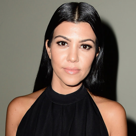 Kourtney Kardashian Posts Nude Photo on Instagram Dec. 2015