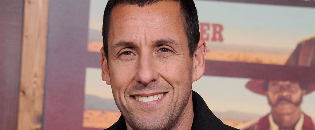 Adam Sandler Doesn't Care About the Bad Reviews His Latest Film Is Getting