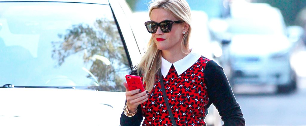 Reese Witherspoon Schooled Us in the Art of Holiday Sweater Styling