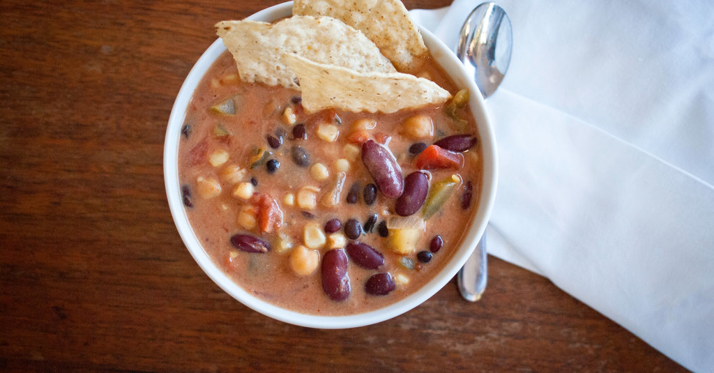 Slow-Cook Yourself Into Complete Chili Con Queso Bliss