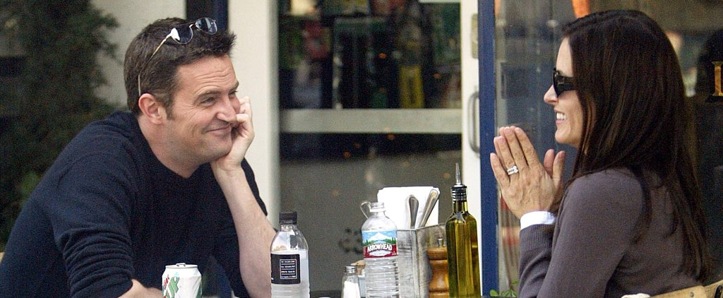 There's Just 1 Tiny Issue With That Courteney Cox and Matthew Perry Dating Rumour