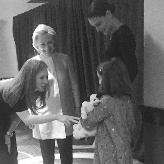 'Mothers and Daughters!' Katie Holmes Brings Suri Cruise to Meet Hillary Clinton at Fundraiser