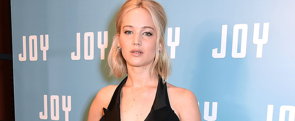 Jennifer Lawrence Has Officially Found the Most Sophisticated Party Dress
