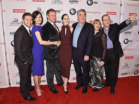 VIDEO: What do Politics Have to do with Nipples?! Downton Abbey  Stars Reveal Their Favorite Memories