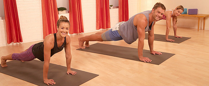 10 Minutes of Yoga to Kick Your Ass and Tone Your Abs