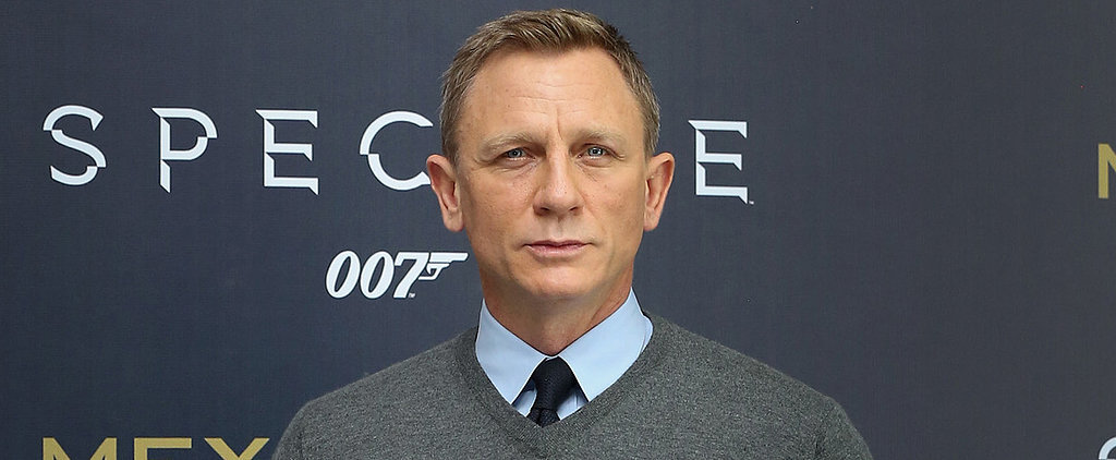 Yep, Daniel Craig Is in Star Wars: The Force Awakens! Here's Who He Plays