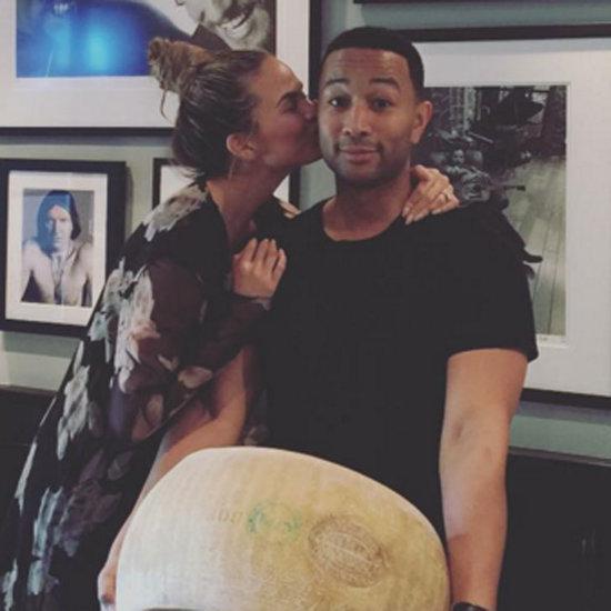 John Legend's Christmas Gift For Chrissy Teigen 2015