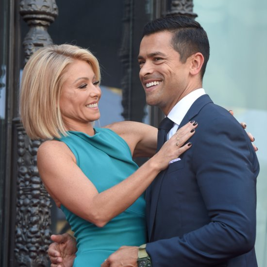 Kelly Ripa and Mark Consuelos's Family Photos on Instagram
