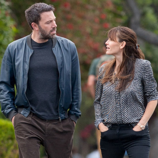 Jennifer Garner and Ben Affleck Spending Christmas Together