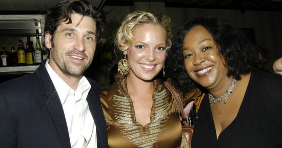 Did Patrick Dempsey Just Throw Some Major Shade At Shonda Rhimes?