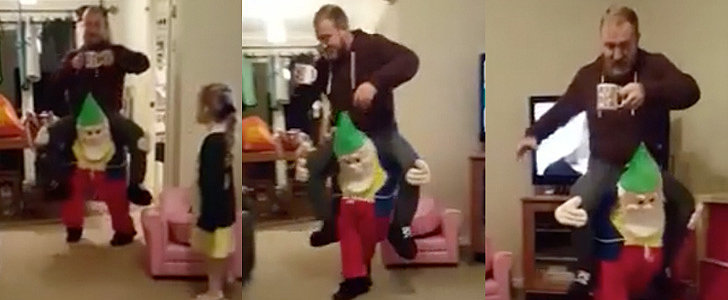 This Dad Just Played an Epic Christmas Prank on His Daughter