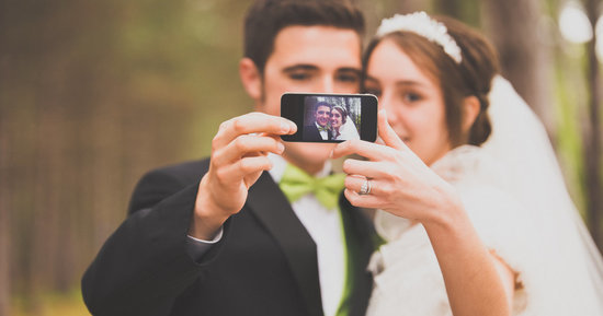 Here's How To Throw A Social-Media-Optimized Wedding