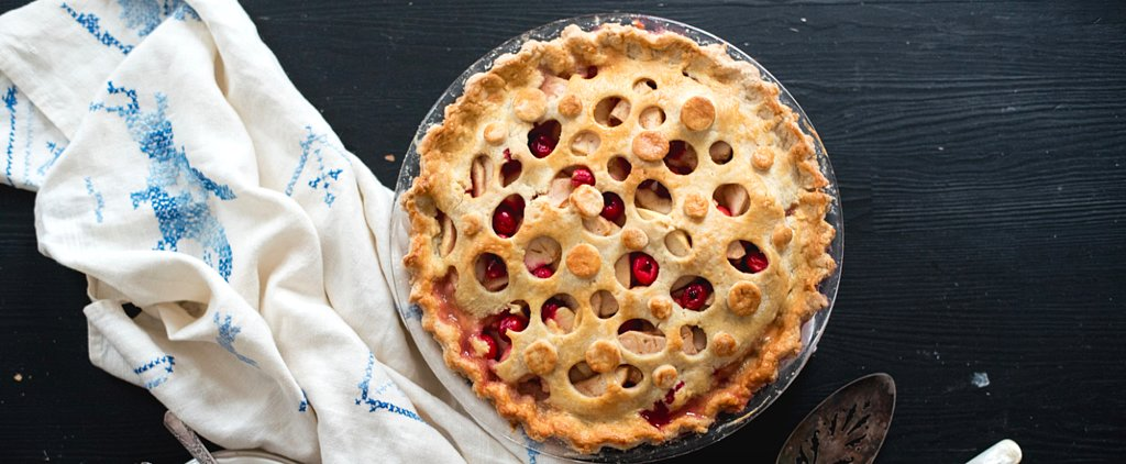 Give Apple Pie a Cranberry Makeover For the Holidays