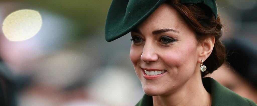 Kate Middleton Looks Like a Christmas Angel During Annual Holiday Outing With Will