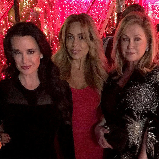 A Christmas Truce? Kyle Richards and Sister Kathy Richards Are All Smiles After Sources Said There Was Family Drama