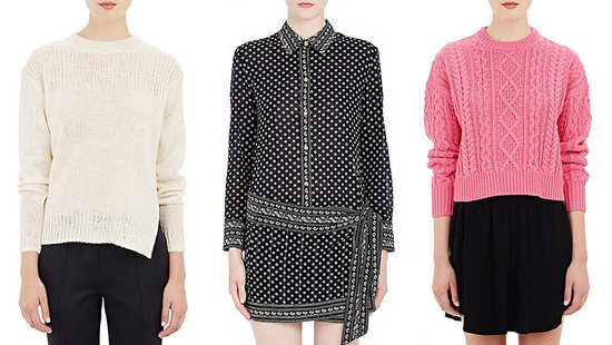 Here's Your Chance To Own Isabel Marant–Clothing Starts At Just $69 At Barneys Right Now!
