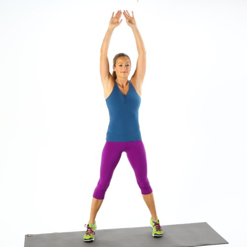 Indoor Circuit Workout Poster