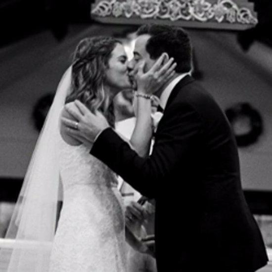 Carson Daly Shares Wedding Photos