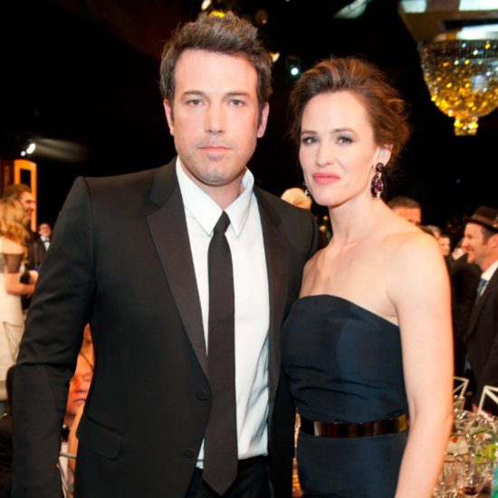 Ben Affleck Jennifer Garner Still Living Together