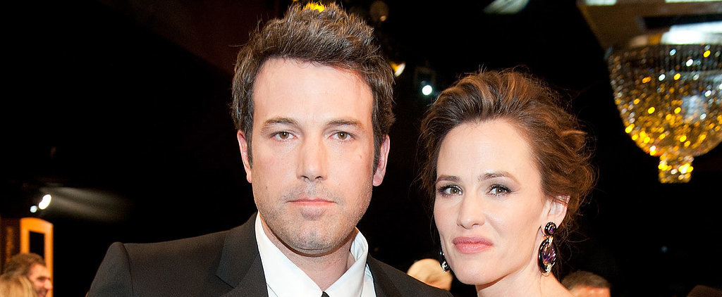 "Ben Affleck and Jennifer Garner Find It ""Annoying"" to Still Be Living Together"