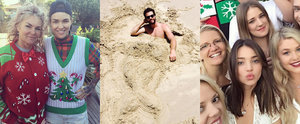 Home For the Holidays! How Our Favourite Aussie Celebs Spent Christmas
