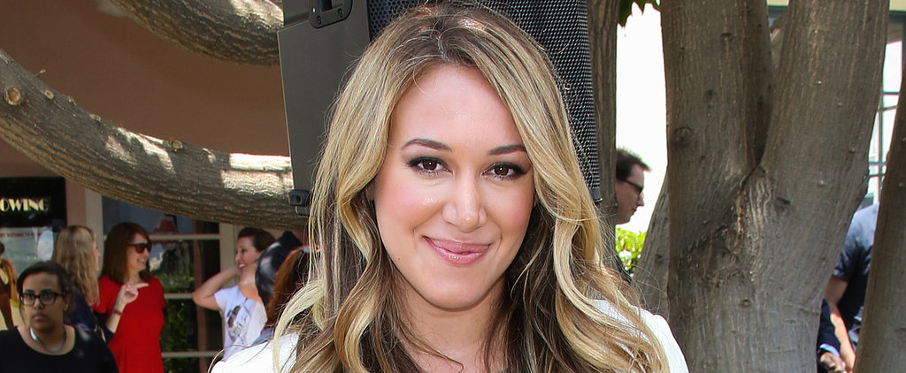 Warning: You Will Definitely Want to Cuddle With Haylie Duff's Daughter, Ryan
