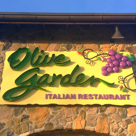 Nye At Olive Garden In 28 Images Those 400 Tickets To