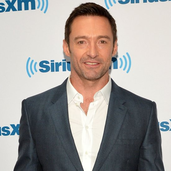 Hugh Jackman Posts an Adorable Selfie With a Baby Penguin