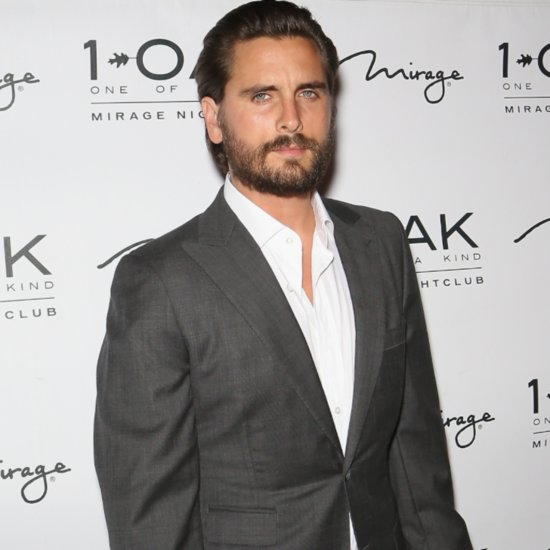 "Scott Disick Shares a Photo of His ""Dream Girl"" on Instagram"