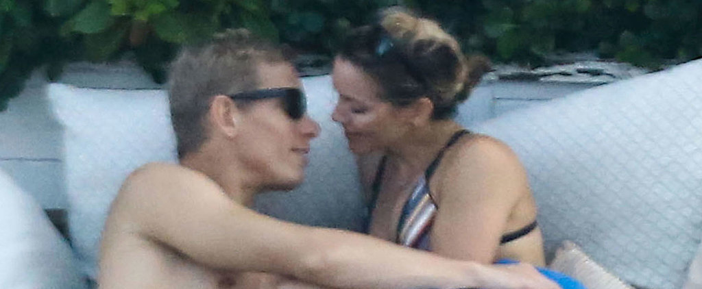 Katie Cassidy and Her New Boyfriend Pack on the PDA in Miami
