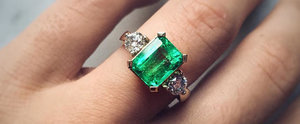 44 Vintage-Inspired Engagement Rings