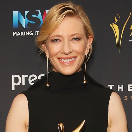 Here's Why You May Not See Much of Cate Blanchett in 2016