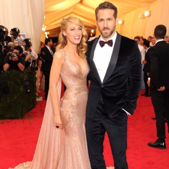 Blake Lively's Christmas Gift For Ryan Reynolds 2015