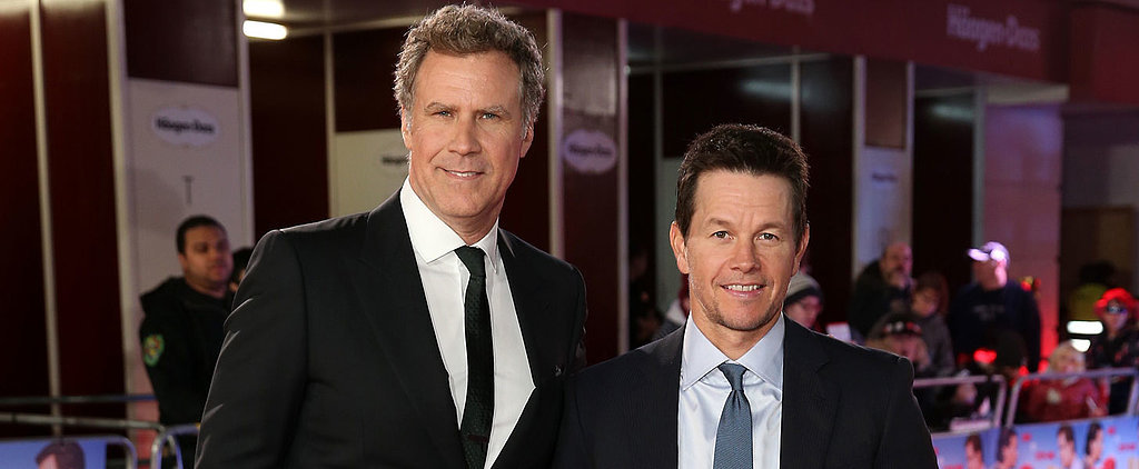 Mark Wahlberg and Will Ferrell Joke About Their Intense Soccer Dad Moments