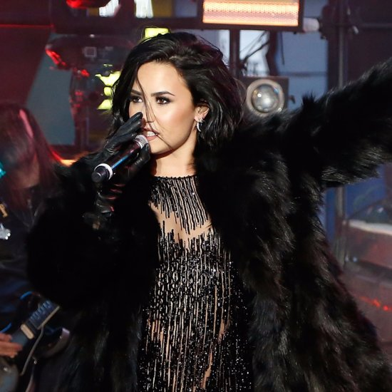 Demi Lovato's New Year's Eve Performance 2015